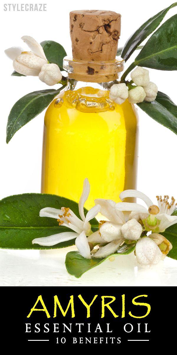 10 fantastiska nyttan av amyris eterisk olja