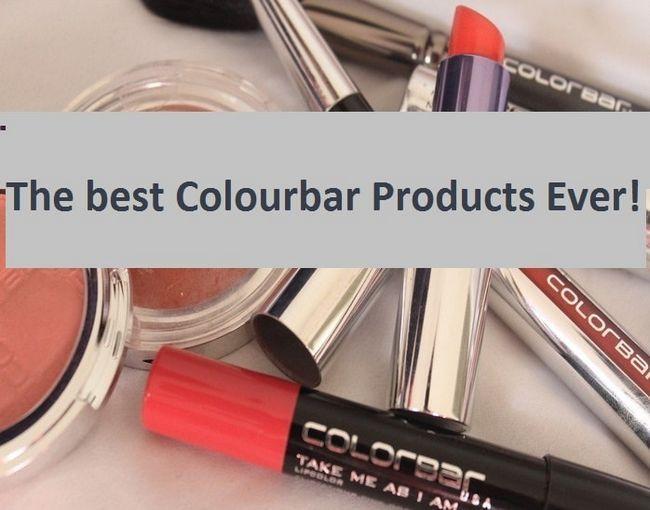 10 bästa colorbar produkter som finns i Indien