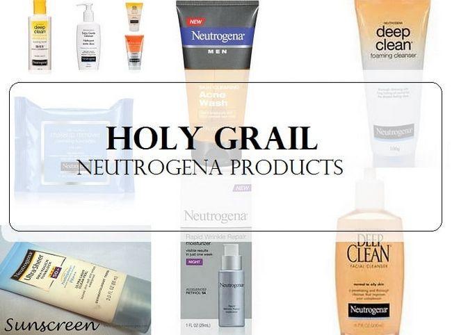 10 bästa Neutrogena produkter som finns i Indien