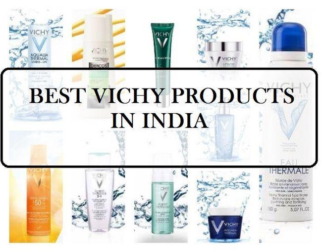 10 Bästa Vichy produkter som finns i Indien
