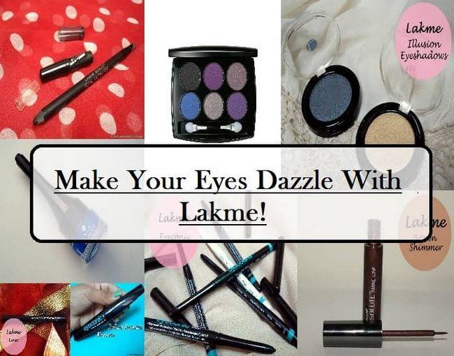 13 Bästa Lakme öga makeup produkter som finns i Indien