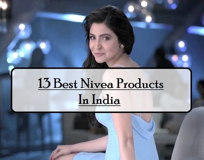 13 Bästa NIVEA produkter som finns i Indien