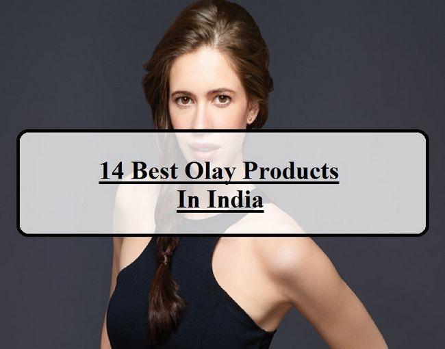 14 Bästa Olay produkter som finns i Indien