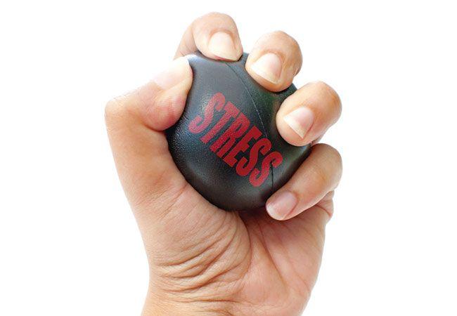 2 sätt stressen förstör din kropp