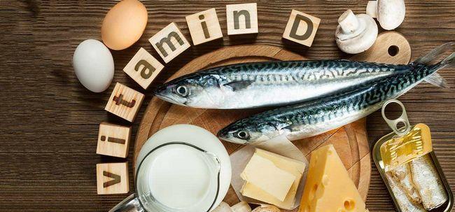 29 friska vitamin D rika livsmedel