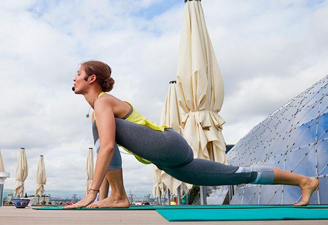 4 kropps fördelarna med yoga