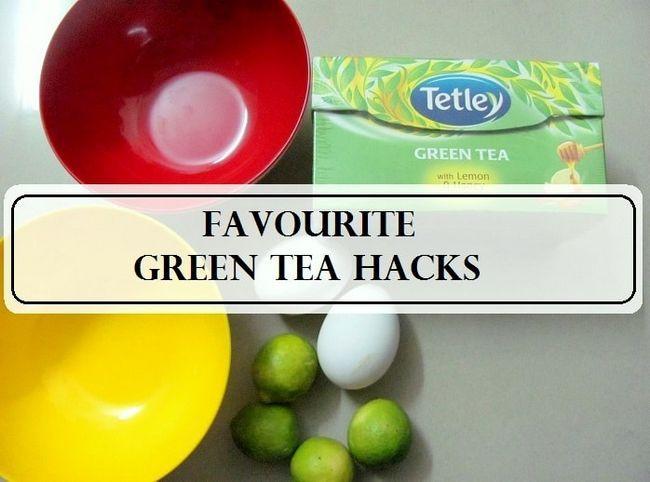 5 Bästa grönt te skönhet DIYs varje flicka bör veta