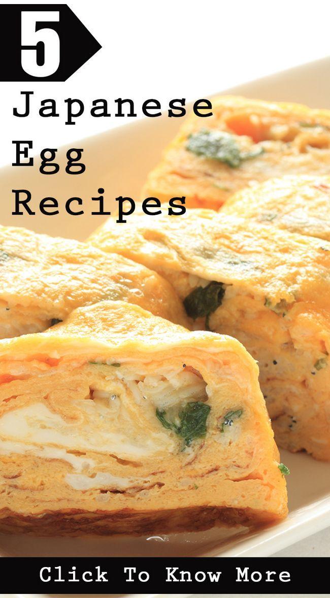 5 Delicious japanska ägg recept som du bör prova idag