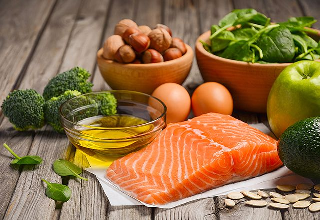 5 hälsofördelarna med Omega-3-fettsyror
