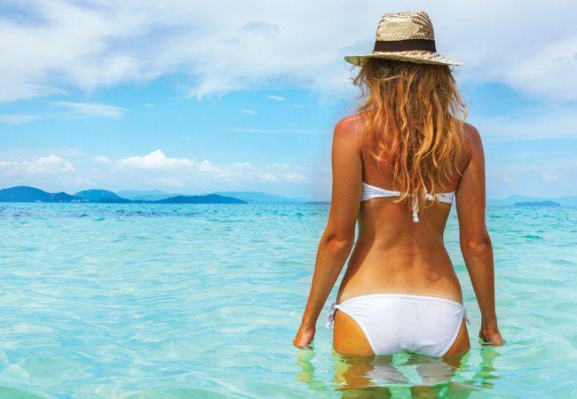 6 skönhetstips för en sommar klar kropp