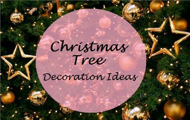 6 Bästa lätt jultreegarnering idéer