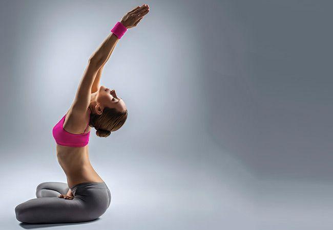 7 fördelar med varma yoga