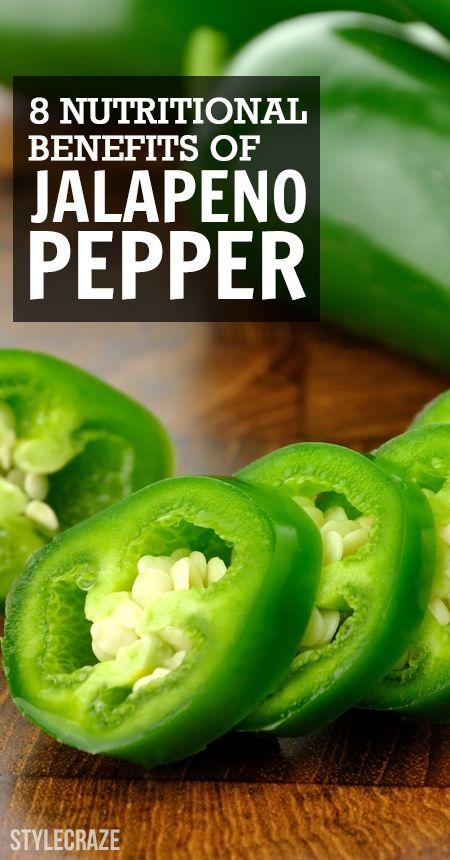 8 näringsmässiga fördelarna med jalapenopeppar