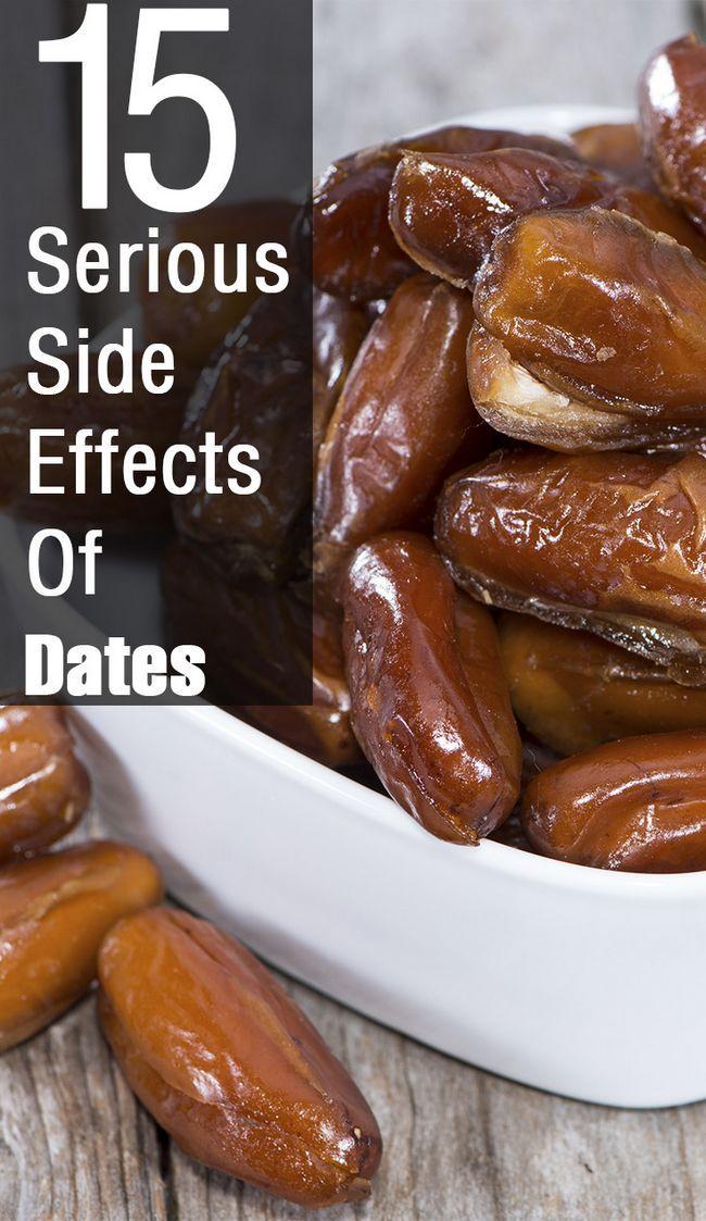8 Allvarliga biverkningar av datum