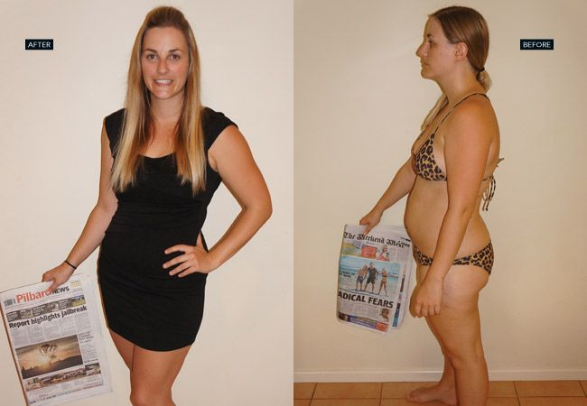 Brooke Avard: August `15 BodyBlitz vinnare