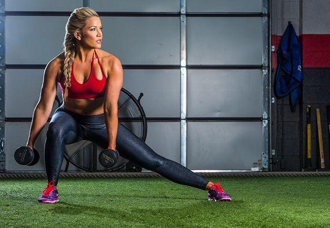 Brooke Stacey s träning för hela kroppen