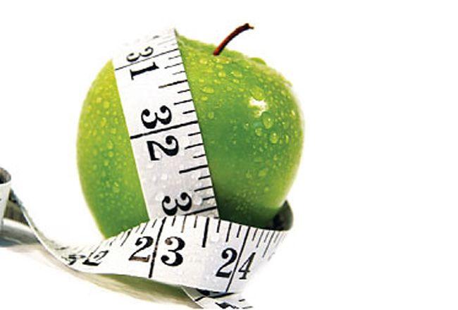 Släpp en klänning storlek diet