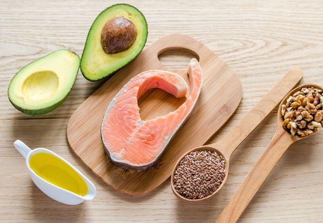 Hälsosamma fetter är nyckeln till en bra kost