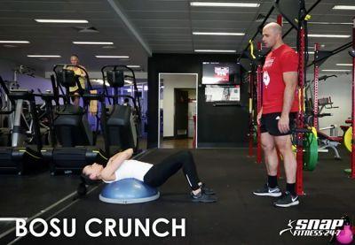 HIIT träning med Snap tränare Steve Irwin