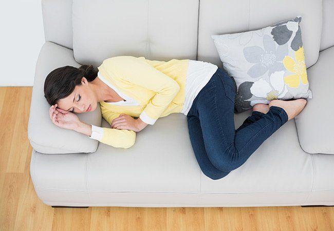 Hur man kan slå trötthet