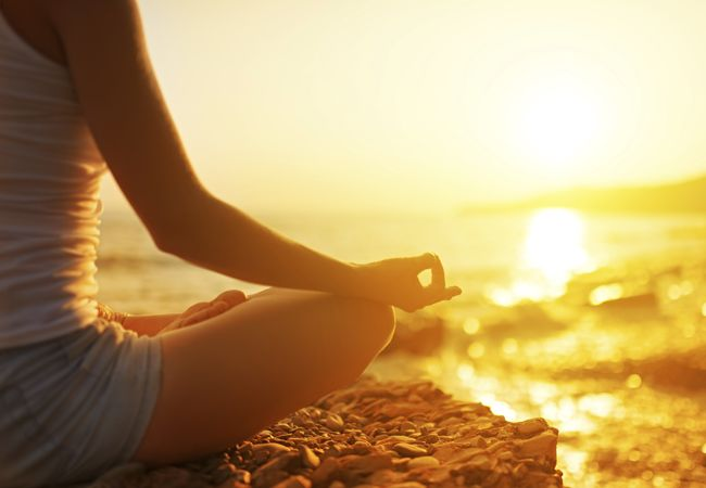 Hur man varva med yoga