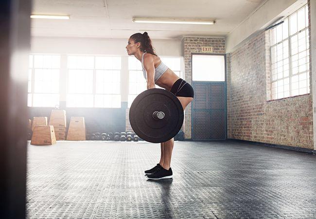 Så för att stimulera din kropp för styrketräning
