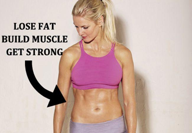 Hur man förlorar fett och hålla muskler