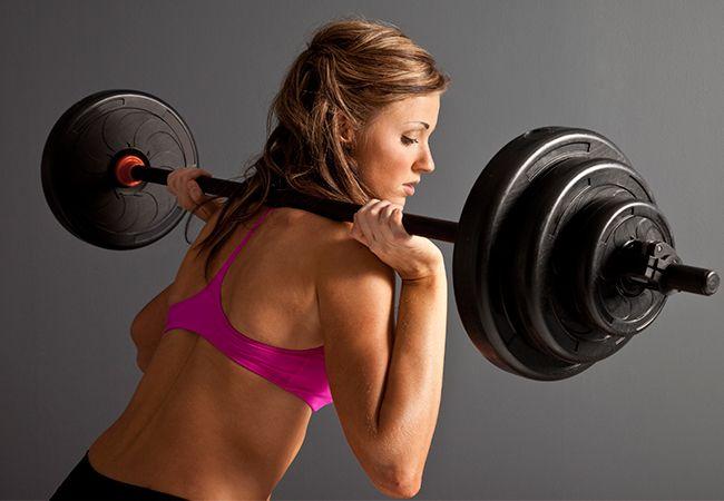 Hur man tränar som en fitness modell