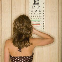 Håll ett öga på din hälsa