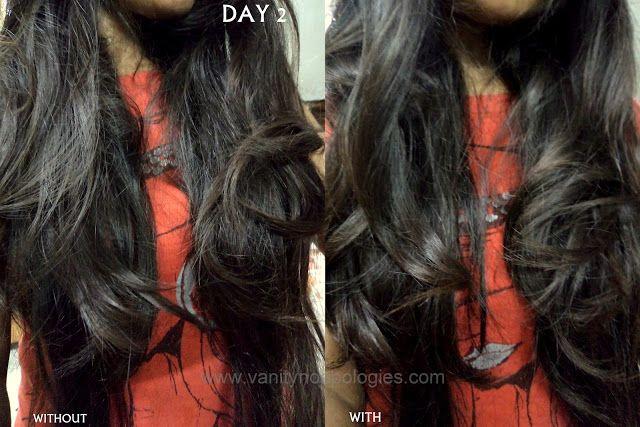 Kerastase hår utmaning: Dag 2