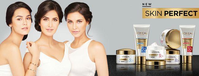 L`Oreal hud perfekt expert hudvårdsserie för ålder 20+, 30+, 40+: pris, produkter
