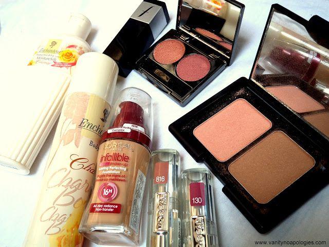 Smink och skönhets favoriter: Mars 2012