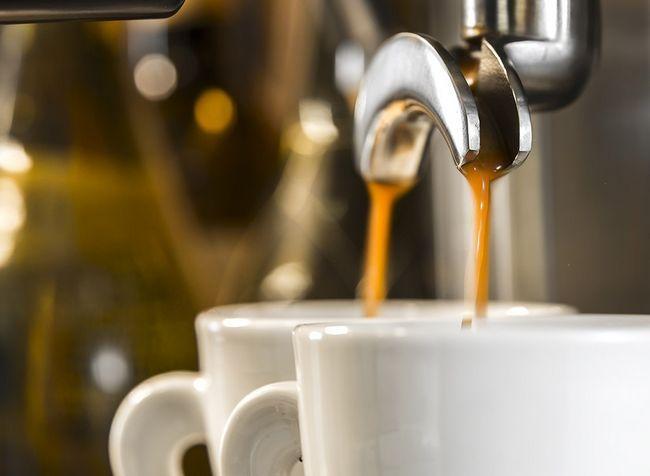 Mer än fyra espressos per dag kan skada hälsan