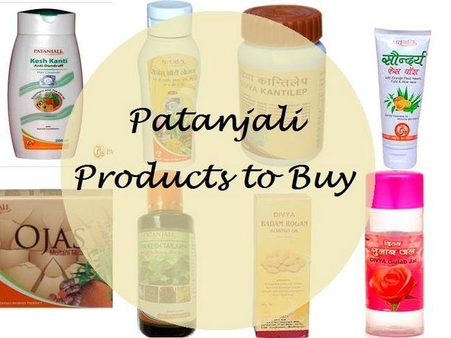 Mina 10 bästa Patanjalis produkter för hud och hår i Indien