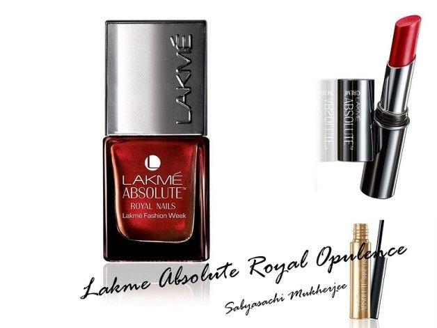 New Lakme absolut kunglig överflöd samling av Sabyasachi: produkter, pris