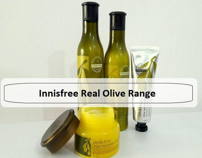 Recensioner: Innisfree oliv riktig hud, lotion, makt grädde, handkräm