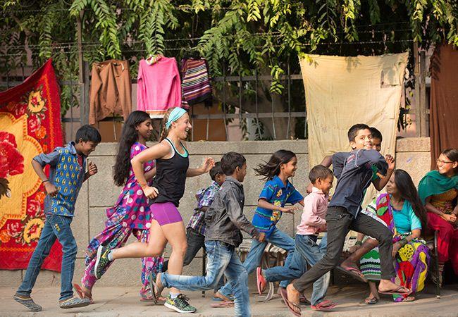 Samantha Gash planer rekord köra över Indien