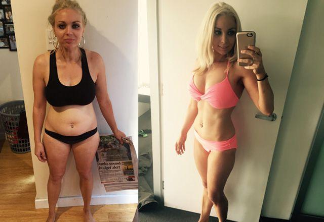Suzie Solbrandt: September 2015 BodyBlitz vinnare