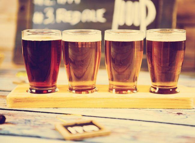 Den oväntade hälsofördelar av öl