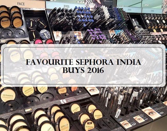 Topp 6 varumärken och produkter att köpa på Sephora Indien