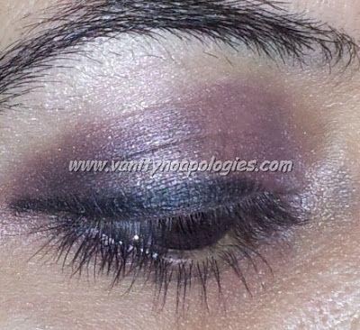 VNA L`Oréal Paris sommar ögonmakeup tävlings 16 - ljusa ögon